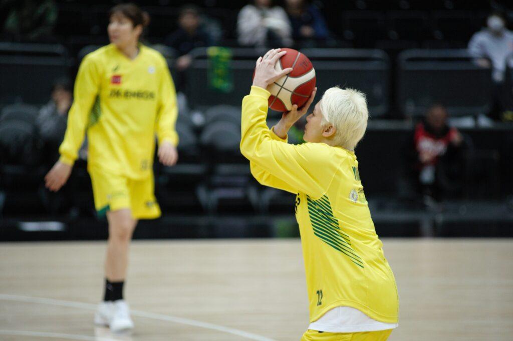 吉田亜沙美選手