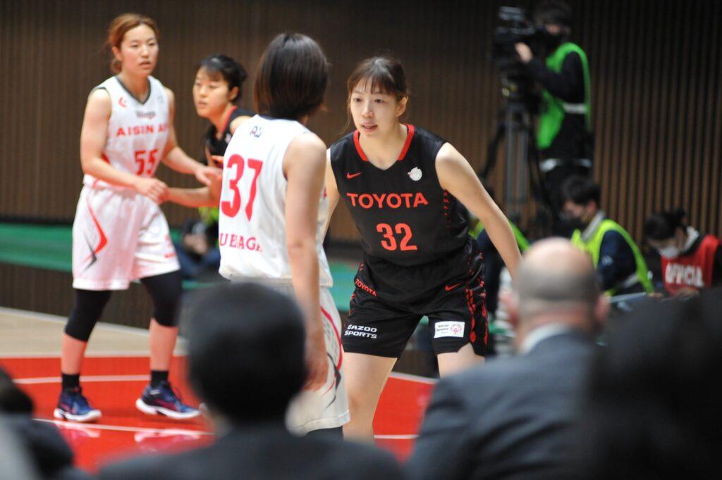 永田萌絵選手