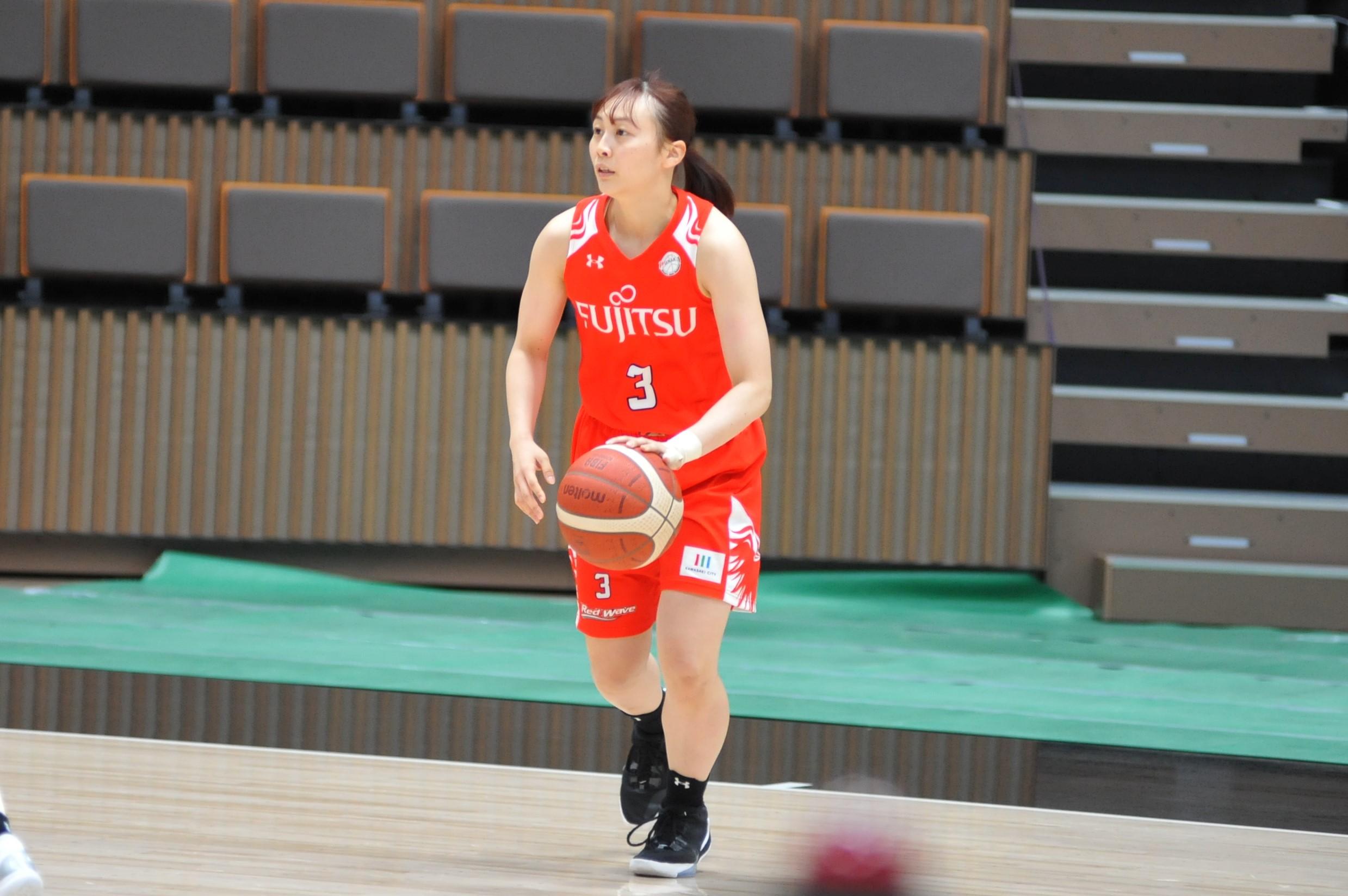 岡田英里選手